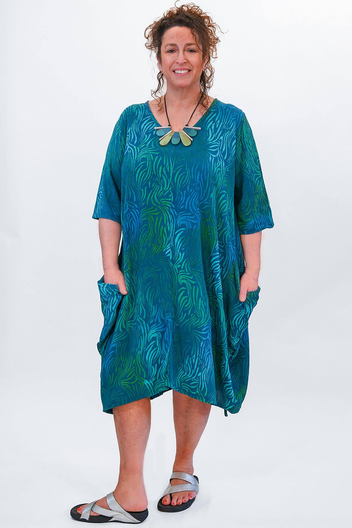 Angel Circle big pocket dress