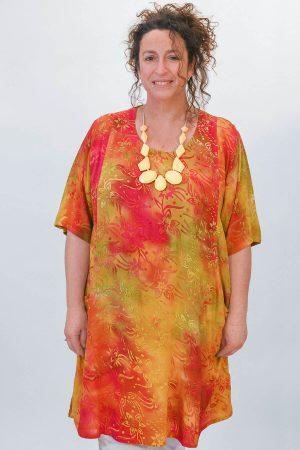 Angel Circle short dress