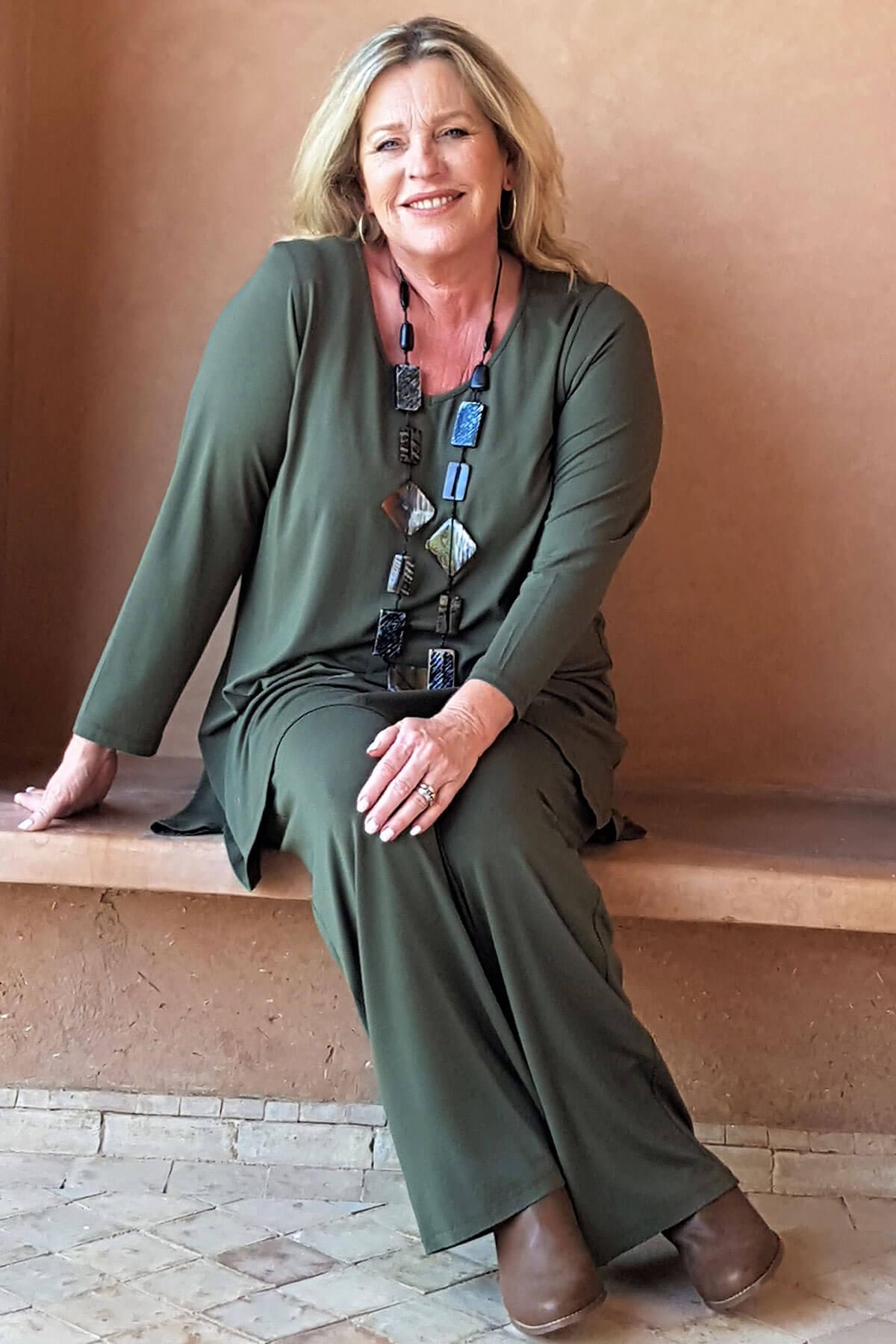 Kasbah Autumn Paige trousers