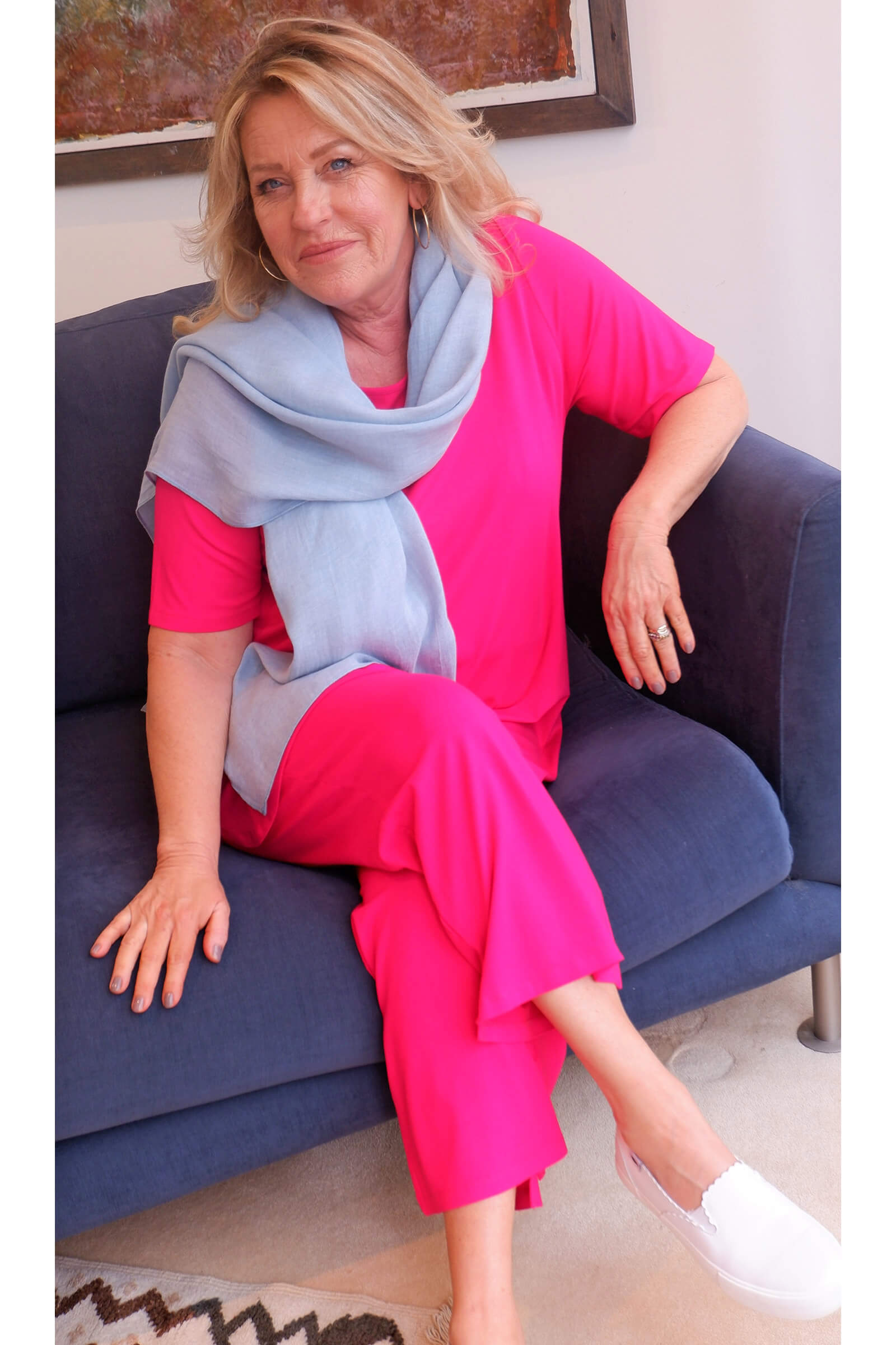 Kasbah Palaya crop trousers
