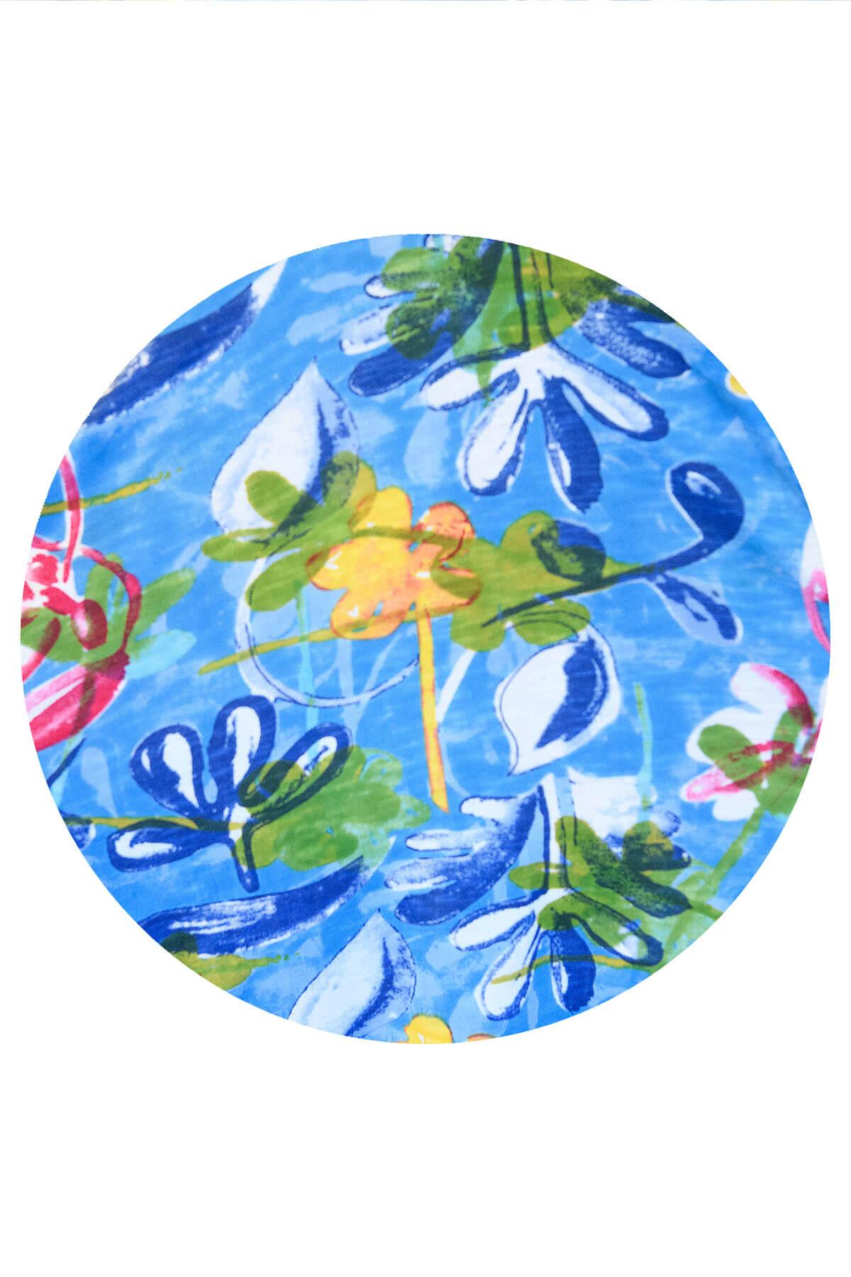 Orientique Las Palmas bubble tunic