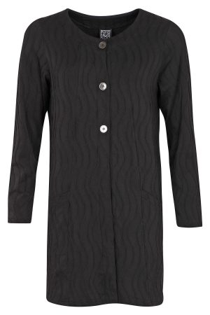 This is a photo of a Pont Neuf Ronja jersey jacket from Bakou