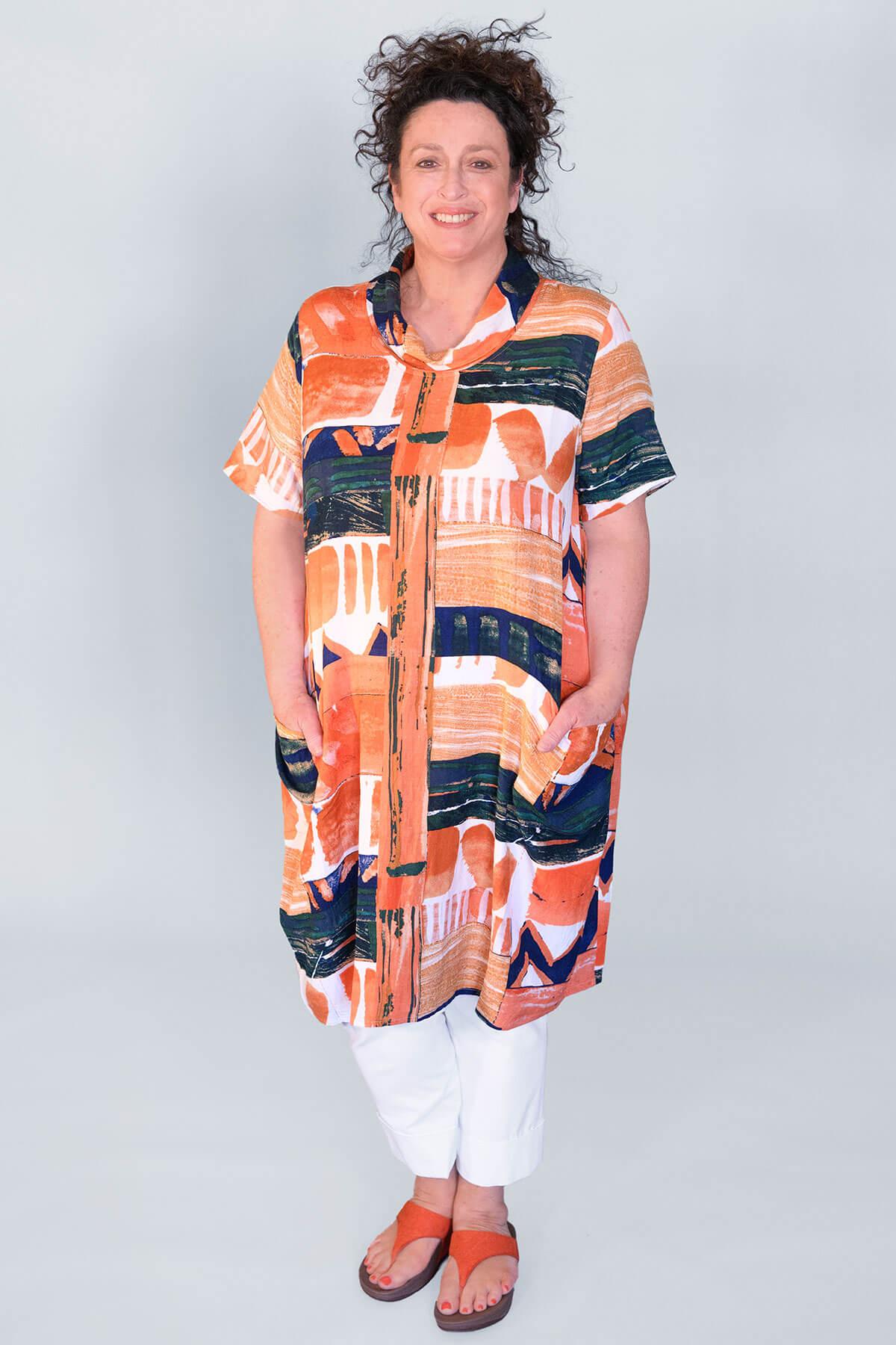 Orientique Zarragoza dress