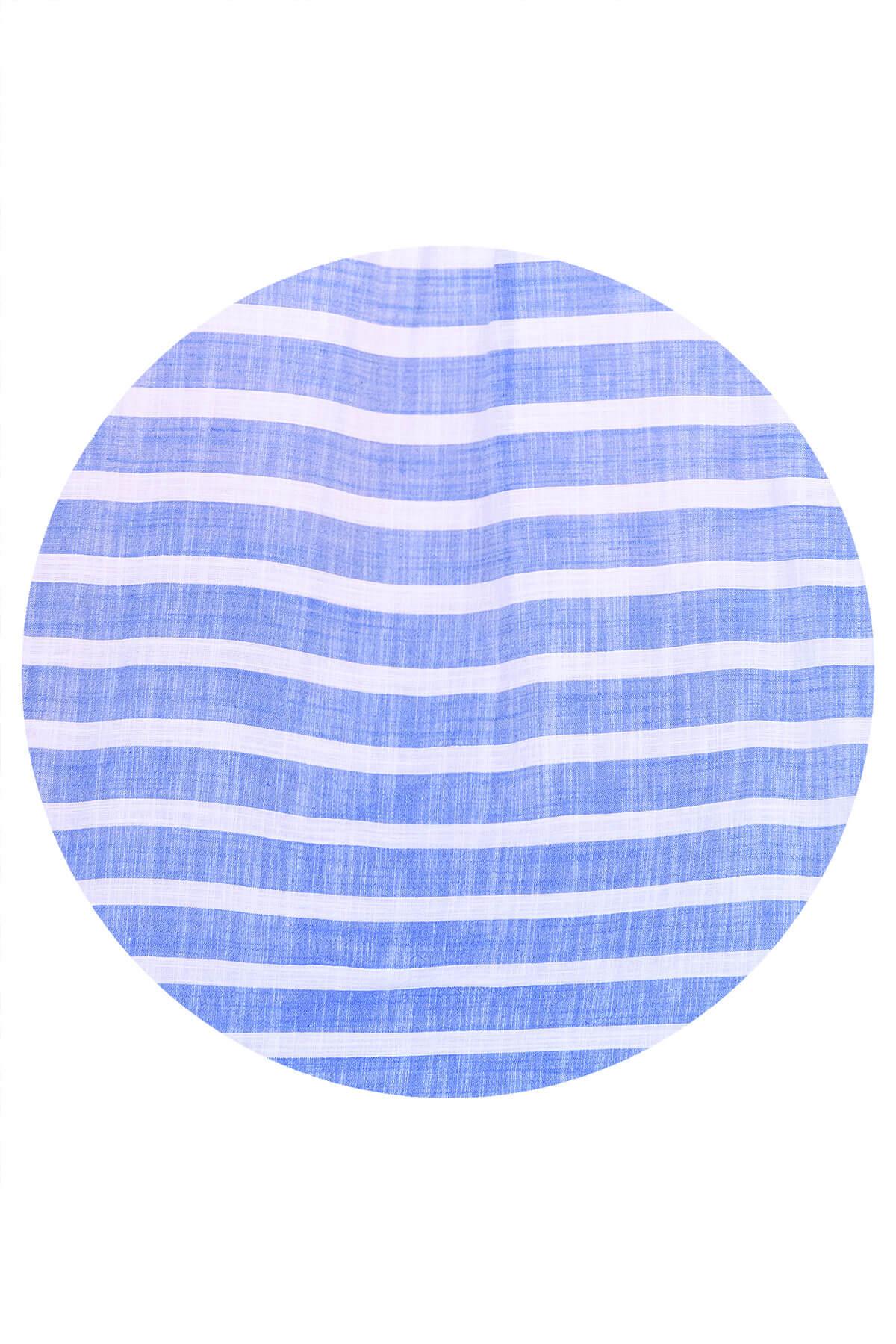 Via Appia cotton striped shirt