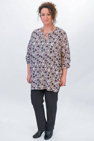 Via Appia spot shirt