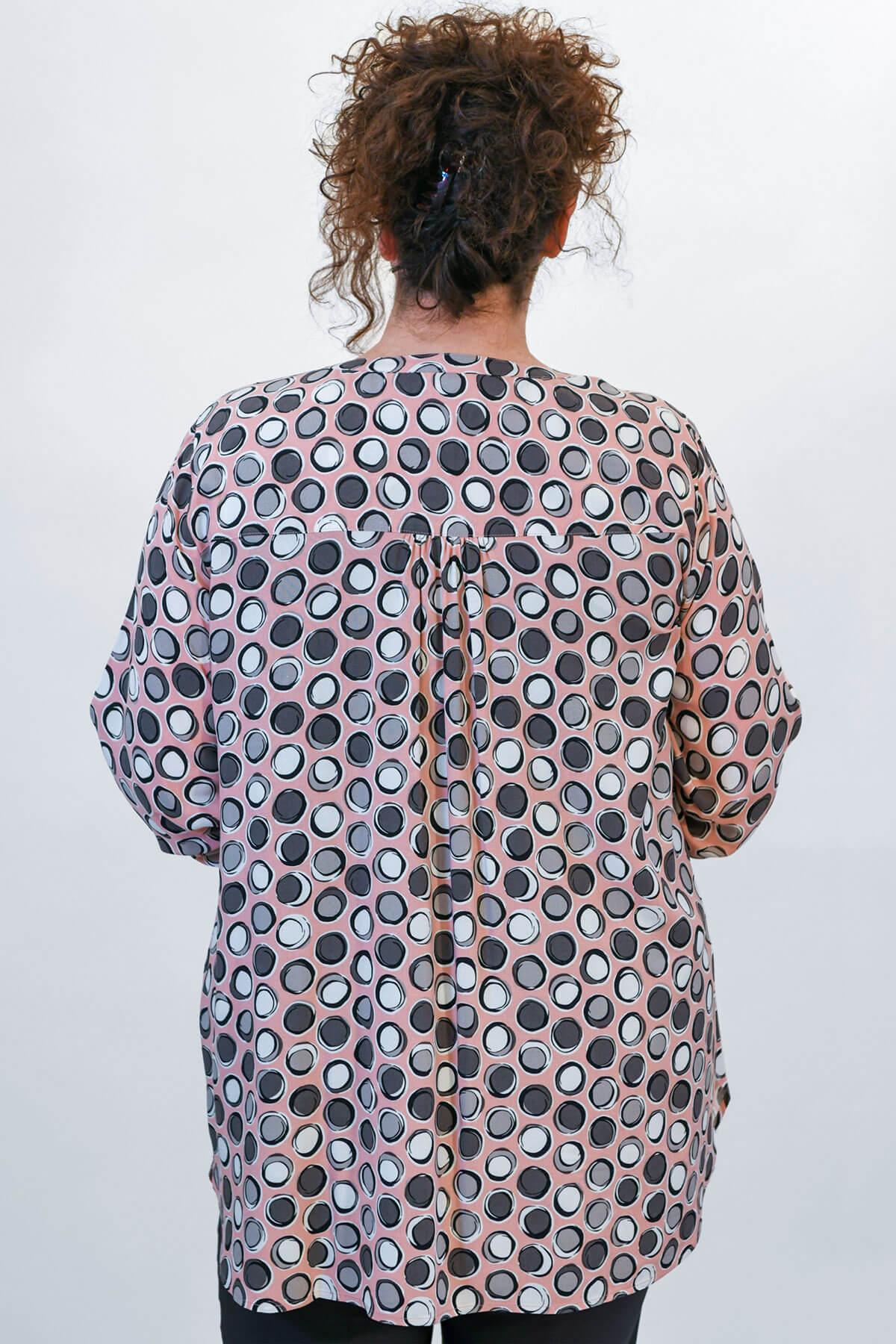 Via Appia spot shirt